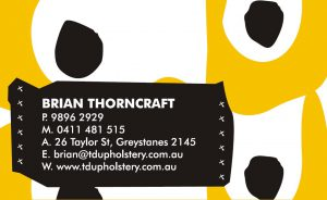 daydream creative business card design