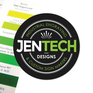 BRAND DEVELOPMENT FOR JENTECH DESIGNS