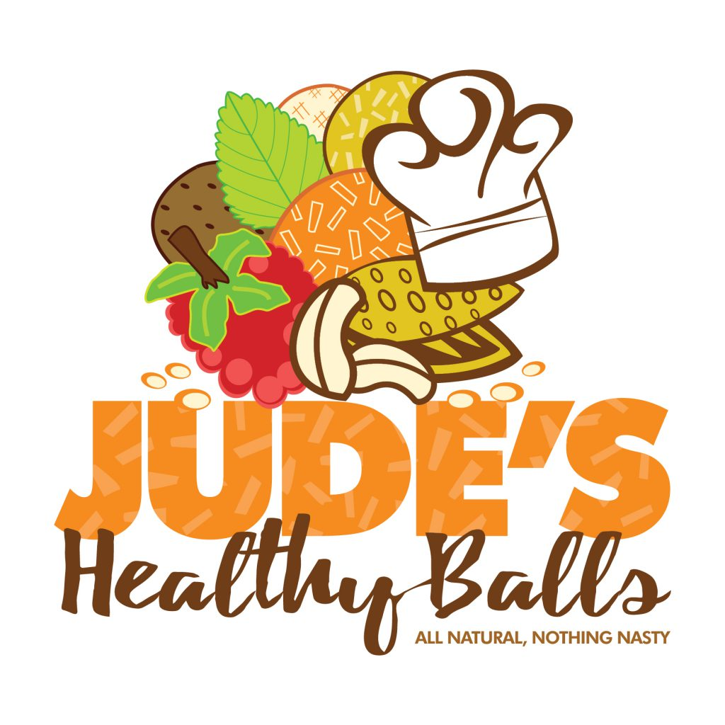 rebrand for judes healthy balls