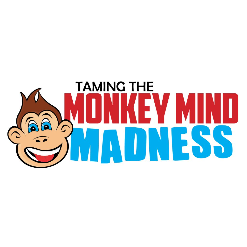 Monkey Mind Madness branding