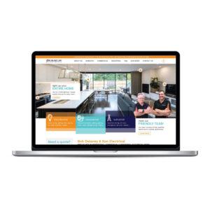 Tradie website design