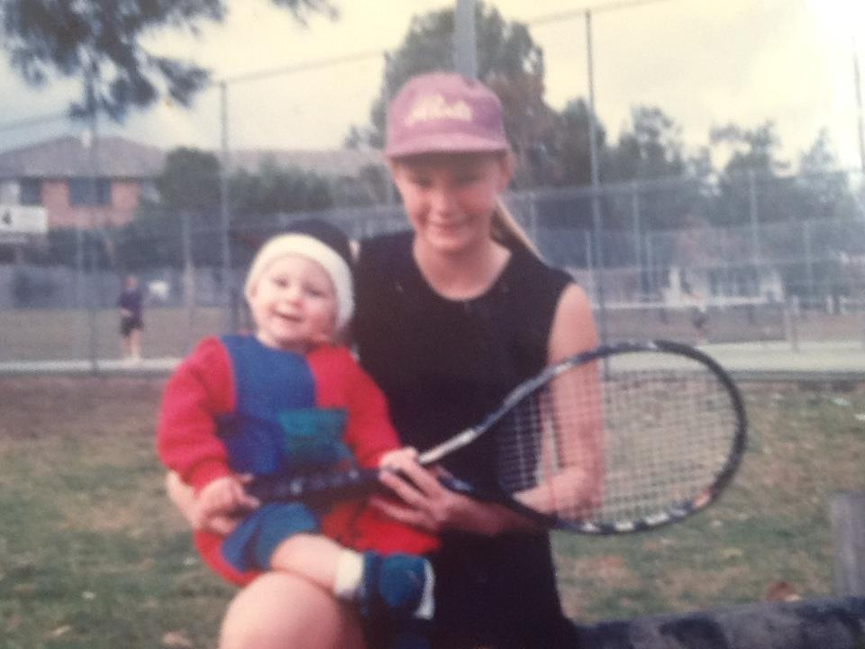 HOW PLAYING TENNIS AS A CHILD, HELPS ME IN BUSINESS TODAY