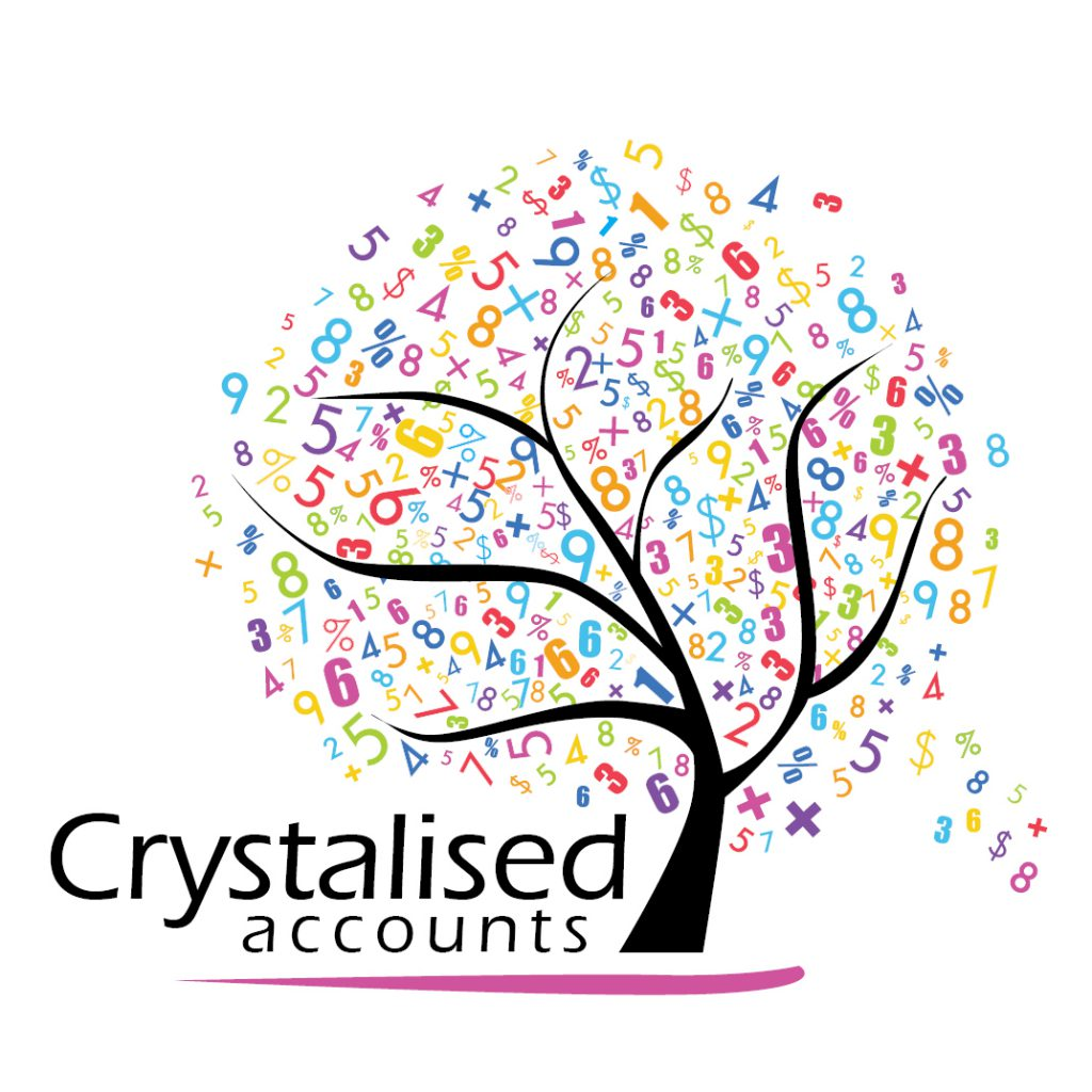 Whimsical Accounts logo design