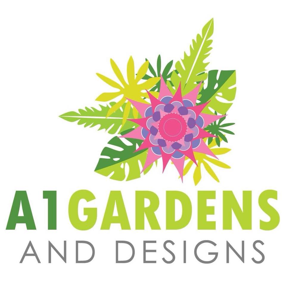A1 Gardens and Designs rebrand