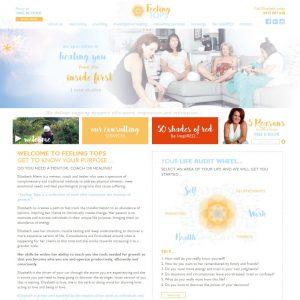 Feeling Tops blog + shop
