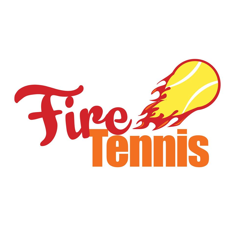 Fire Tennis logo