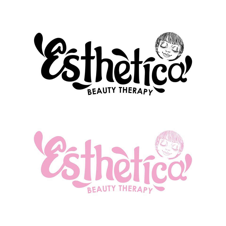Esthetica Beauty Therapy rebrand
