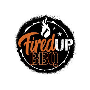 Fired Up BBQ rebrand