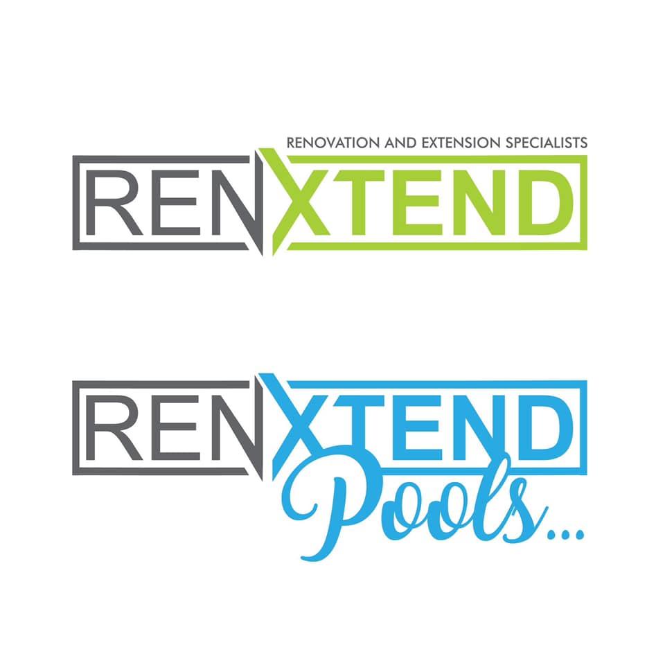 Renxtend pools Branding
