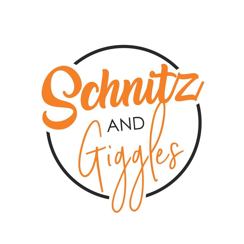 Schnitz & Giggles Branding