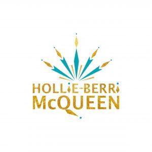 Hollie-Berri McQueen branding