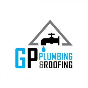 GP Pluming and roofing brand
