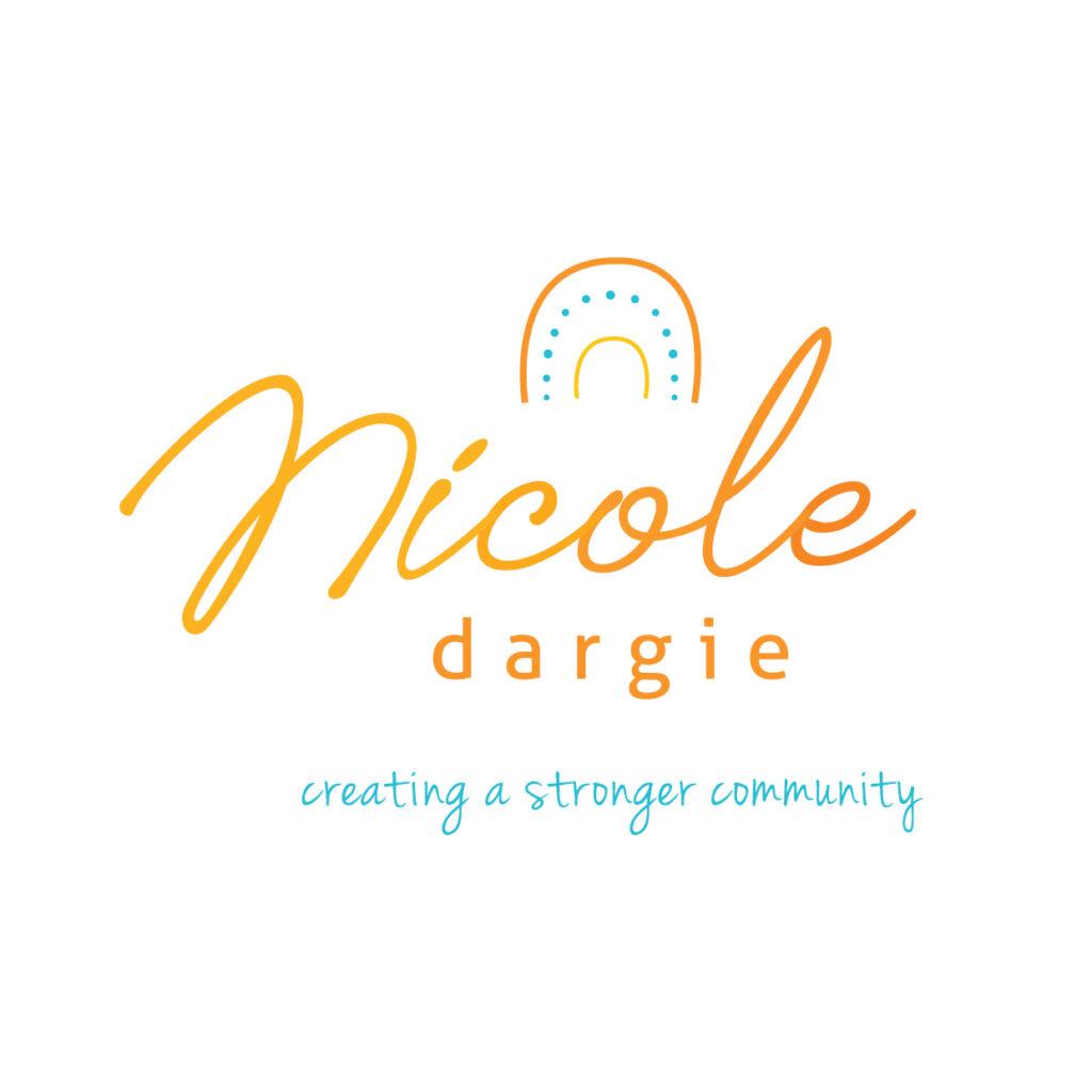 Nicole Dargie branding